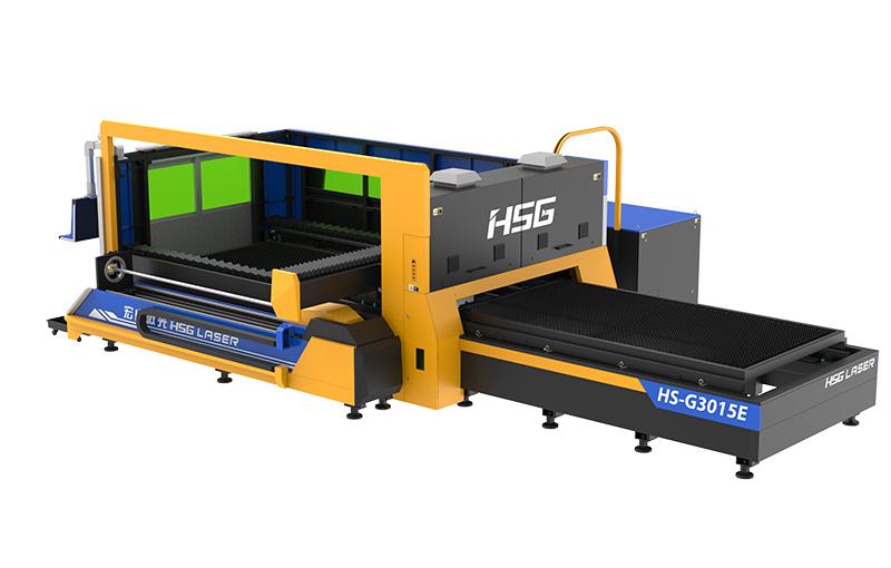 Hs G3015e F30 F60 Cnc Laser 1000 3000w Pentru Debitare